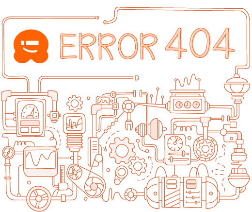 Not Found, Error 404