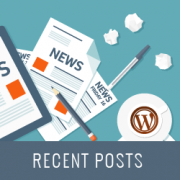 How to Display Recent Posts in WordPress