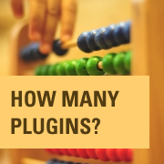 How Many Plugins?