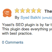 WordPress.org Now Have Reviews for Plugins and Themes