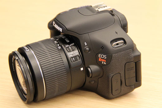 Cannon T3i DSLR Camera