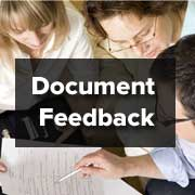 Document Feedback