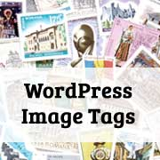 WordPress Image Tags