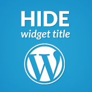 How to Easily Hide Widget Title in WordPress
