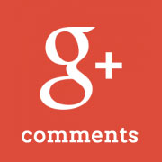 Google+ Comments