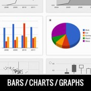 Bars, Charts, and Graphs