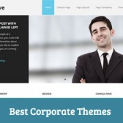 Best Corporate Themes