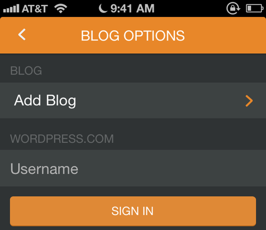 Connecting Pressgram to WordPress