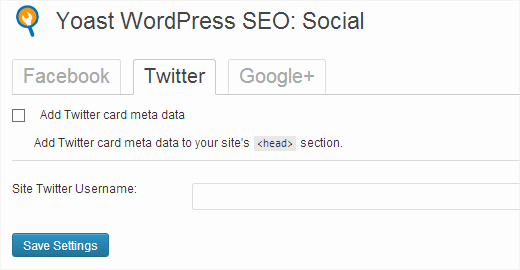 Adding Twitter cards to WordPress using WordPress SEO by Yoast