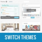 Switch WordPress Themes