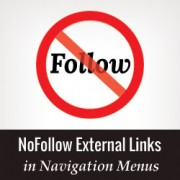 How to Add Nofollow Links in WordPress Navigation Menus