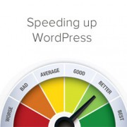 Speeding up WordPress