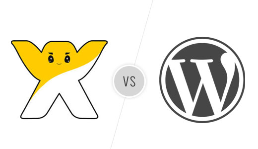Image result for wordpress vs wix