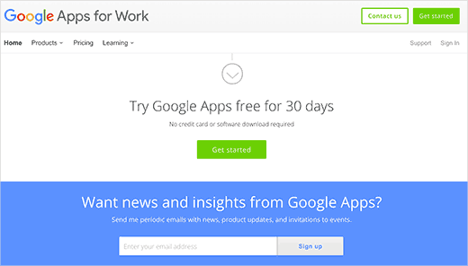 Introducción a Google Apps for Work Gmail