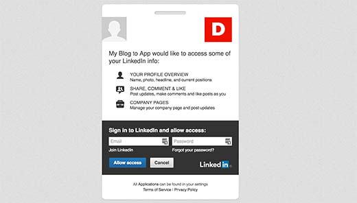 how to publish a pdf to linkedin
