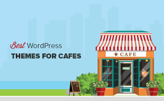 Best WordPress themes for cafes