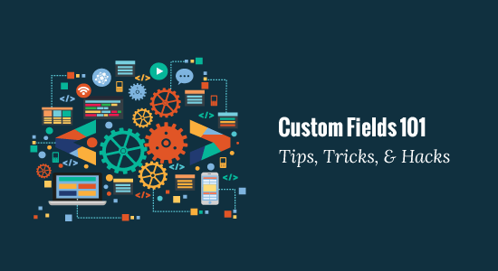 Custom Fields 101