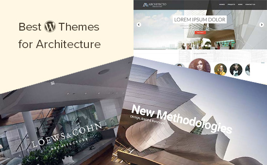 27 best wordpress themes for architecture firms 2017 for Top architecture firms 2017