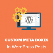 How to Add Custom Meta Boxes in WordPress Posts and Post Types