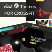 25 Best WordPress Themes for Crossfit