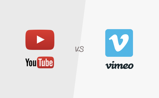 Youtube vs vimeo which one is better pros and cons youtube vs vimeo choosing the best platform for wordpress videos stopboris Image collections