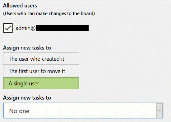 Kanban Boards for WordPress Plugin - Settings, Users, Permissions