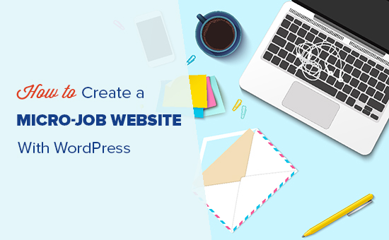 Creatng a fiverr like micro-job site with WordPress