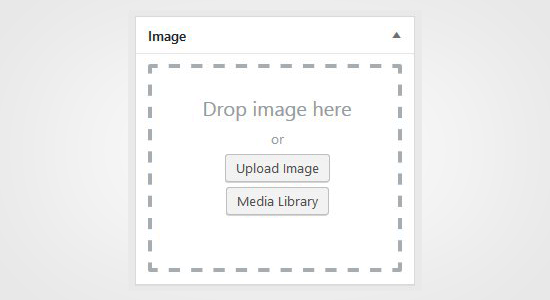 Upload or Select Image