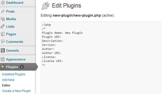Pluginception for WordPress