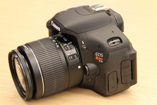 Cannon T3i DSLR Camera