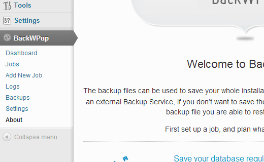 How to Create a Complete WordPress Backup for Free with BackWPup