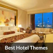 10 Best WordPress Hotel Themes of 2013