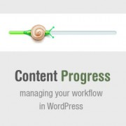 How to Manage Content Progress on Multi-Author WordPress Blogs