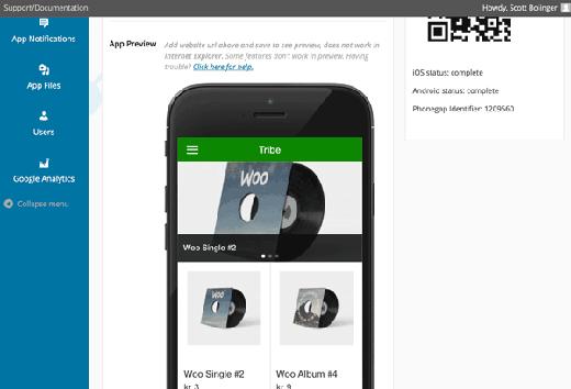 Previewing your app in Reactor