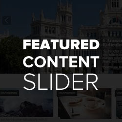 How to Add a Featured Content Slider in WordPress