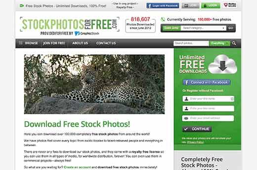 StockPhotosforFree.com