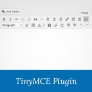 How to Create a WordPress TinyMCE Plugin