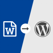 How to Import .docx Documents in WordPress