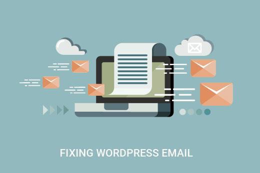 WordPress'in e-posta sorunu göndermemesi sorunu giderildi