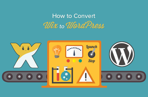 How to Properly Switch From Wix to WordPress (2018)