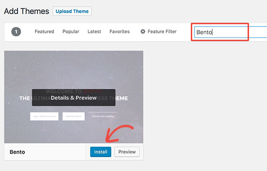 how to install wordpress template in cpanel.html