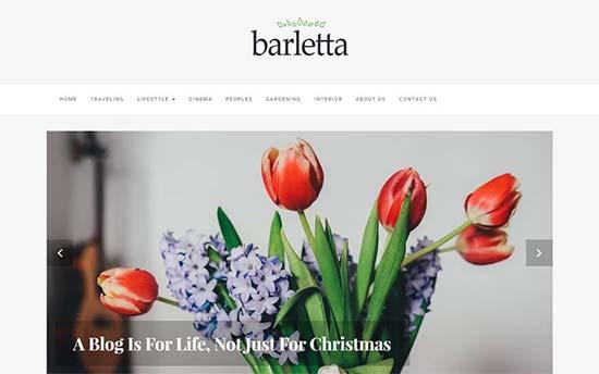 Barletta قالب