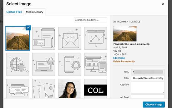 Cara Menambahkan Gambar Background Di WordPress