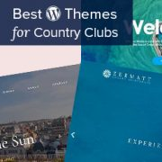 23 Best WordPress Themes for Country Clubs