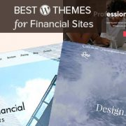 25 Best WordPress Themes for Financial Sites