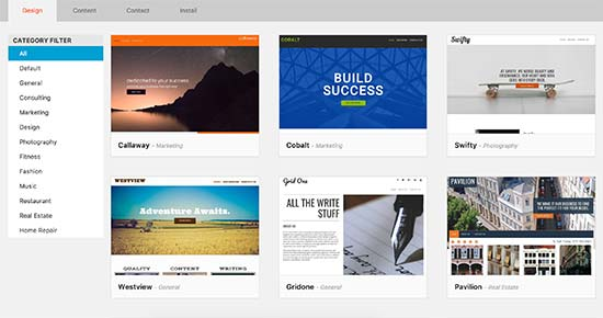 How To Choose The Best Website Builder In 2020 Compared