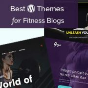 25 Best WordPress Themes for Fitness Blogs