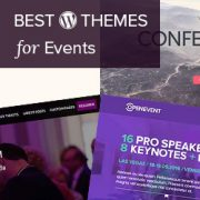 24 Best WordPress Themes for Events (2017)