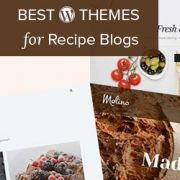 22 Best WordPress Themes for Recipe Blogs