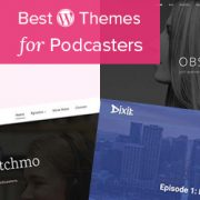 19 Best WordPress Themes for Podcasters